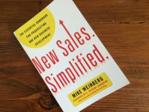 Book Review: New Sales. Simplified.